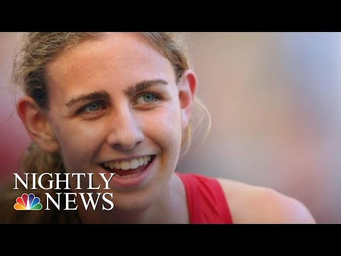Top Female Athlete Breaks Silence On Abuse Suffered While Training With Nike   NBC Nightly News