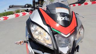9. 2017 Aprilia TUONO V4 1100 RR ABS