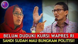 Video Ngeriii... Belum Duduki Kursi Wapres RI, Sandi Sudah Mau Bungk4m Politisi! MP3, 3GP, MP4, WEBM, AVI, FLV September 2018