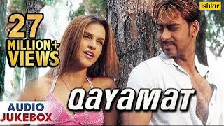 Video Qayamat - Bollywood Full Songs | Ajay Devgan, Suniel Shetty, Neha Dhupia | JUKEBOX | Romantic Hits MP3, 3GP, MP4, WEBM, AVI, FLV Mei 2018