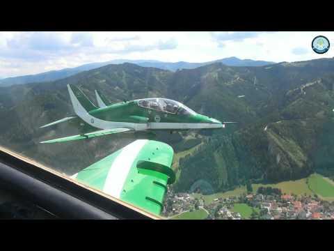 جولة الصقور السعودية في اوروبا saudi hawks europe tour 2011