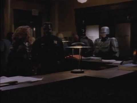 RoboCop - Odc. 8 - Strefa Piąta