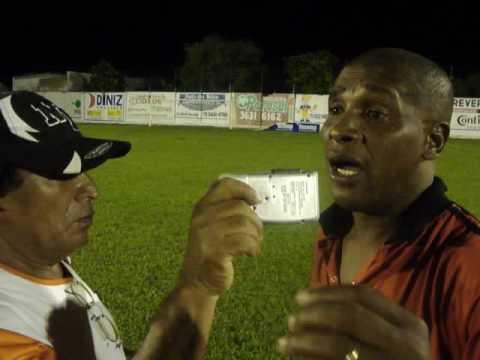 Entrevista Piegas, técnico do Flamengo-Santo Antonio de Jesus 09 05