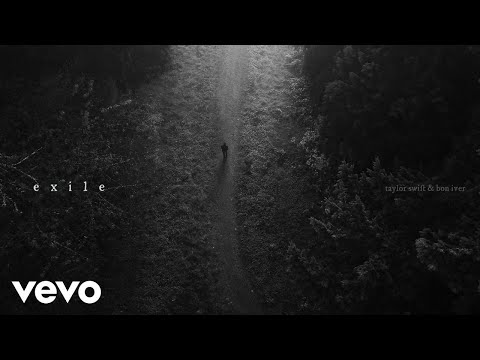 Taylor Swift – exile (feat. Bon Iver) (Official Lyric Video)