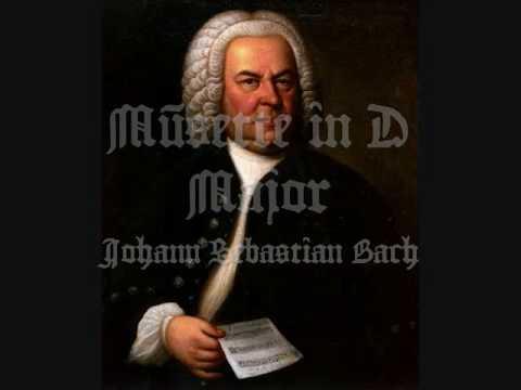 Musette in D major, BWV Anh.126 (1725) (Song) by Johann Sebastian Bach