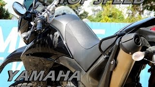 6. YAMAHA XT 660 - TOP SPEED (HD)