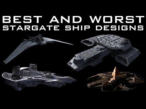 Best and Worst Stargate Ship Designs - Fleetyards LIVE Special