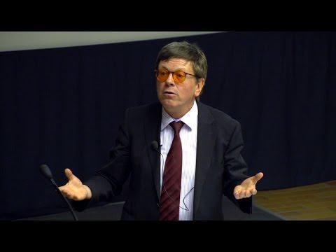 """""""Welchen Stromnetzausbau erfordert die Energiewende?"""" - Vortrag von Prof. Dr. Lorenz Jarass"""