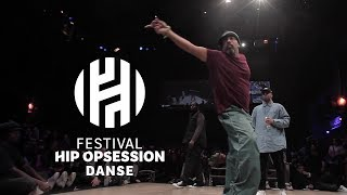 Nelson, Monsta Pop, Damon – HIP OPSESSION 2020 Popping Judges showcase