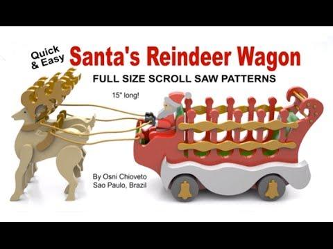 Reindeer Patterns Printable