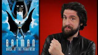 Batman: Mask of the Phantasm - Movie Review by Jeremy Jahns