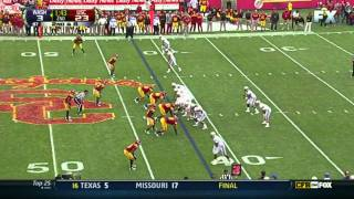 "Nick Perry vs Washington "" Senio Kelemete"" 2011"