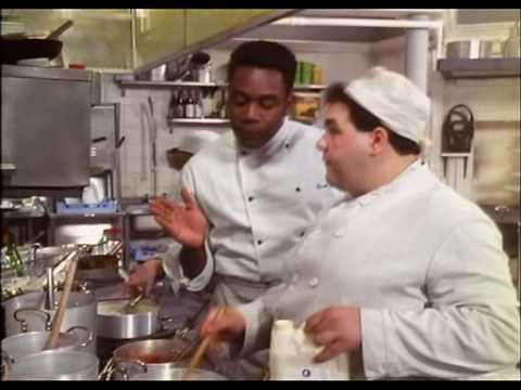 Chef - Lenny Henry starring in the first ever episode of Chef!