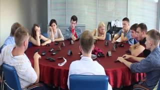 MafiaCl Kharkiv Кубок Слобожанщины 2014 Полуфинал 1 Зал 1