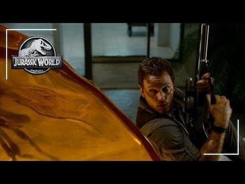 Final Battle Scene (No CGI)   Jurassic World