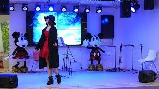 Download Lagu 【生歌】 Rie(超Diva(すぱでぃーば)) 「Fly Me to the Moon」(カバー曲) 正面固定カメラ 30fps 2018年2月11日 Mp3