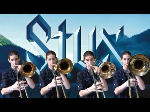 Styx – Come Sail Away: Trombone Arrangement