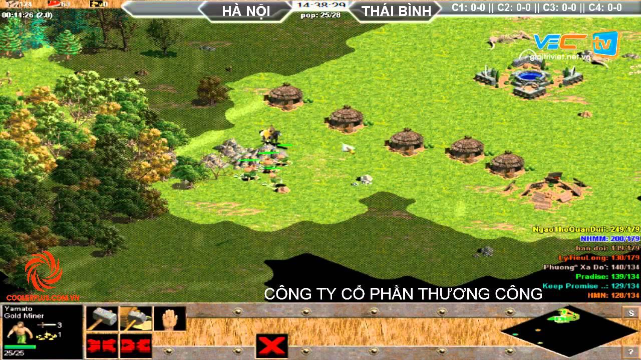 4vs4 | Hà Nội vs Thái Bình Ngày 31-07-2015 BLV:Tuân Tiền Hải