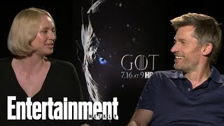 Isaac Hempstead Wright, Aidan Gillen, Gwendoline Christie, Nikolaj Coster-Waldau, and more on the craziest 'Game of Thrones' ...