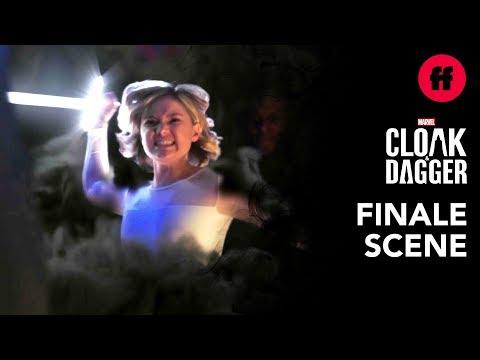Marvel's Cloak & Dagger Season 2 Finale   D'Spayre is Defeated   Freeform