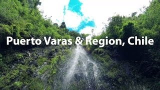 Puerto Varas Chile  City new picture : Puerto Varas & Region, Chile Roadtrip Travel Video