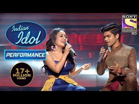 Neha और Salman ने दिया 'Mile Ho Tum' एक Soulful Performance | Indian Idol Season 10