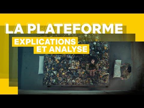 La Plateforme : explications & analyse de la fin   Netflix