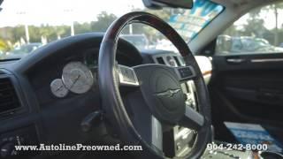 Autoline Preowned 2009 Chrysler 300 300C Hemi For Sale Used Review Test Drive Jacksonville