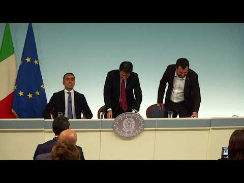Italien: Koalitionsstreit - Italiens Ministerpräsiden ...
