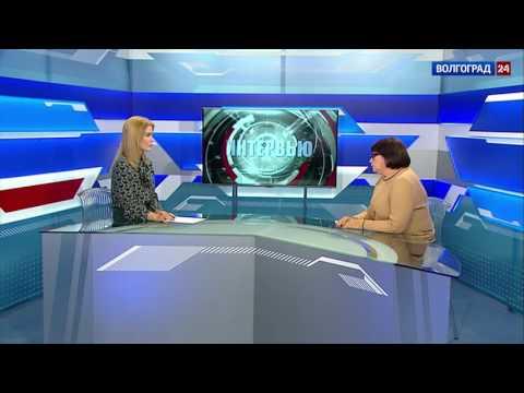 Нина Селиванова, заместитель председателя комитета культуры администрации Волгоградской области