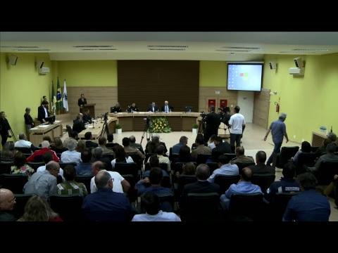 Sessão entrega de Título Cidadão Hono …