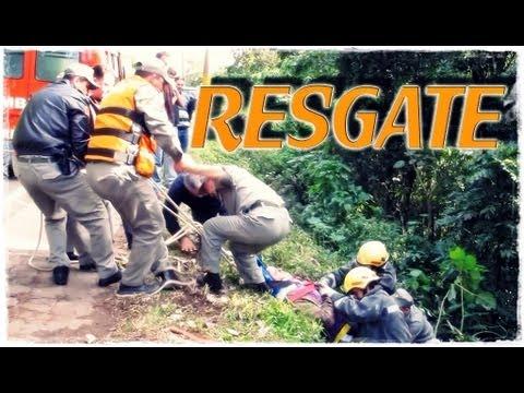 Acidente no Acesso Grasel - Santa Cruz do Sul, RS