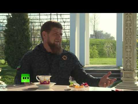 Кадыров: Запад хочет видеть стоящую на коленях Россию, но этого никогда не произойдёт