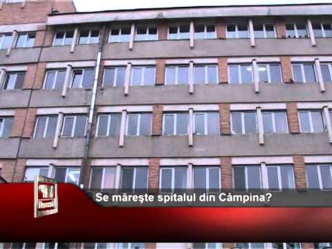 Se măreşte spitalul din Câmpina?