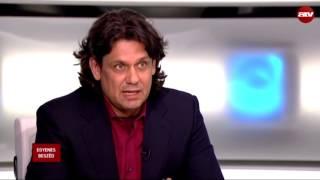 Deutsch Tamás, ATV Egyenes beszéd – 2015. október 6.