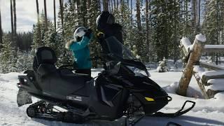 6. 2018 Ski-Doo Grand Touring