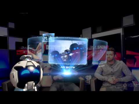 12 Minutes of The PlayRoom on PlayStation 4 (Demo) - IGN Live