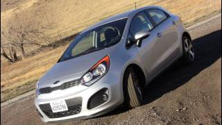 2012 KIA Rio Review&Drive