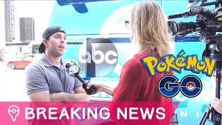 POKÉMON GO IS MAKING HEADLINES WORLDWIDE by Trainer Tips