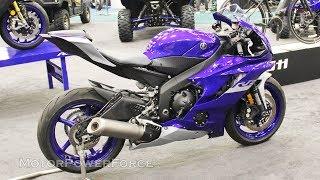3. 2020 Yamaha YZF-R6 600 Class Sportbike