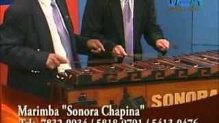 Marimba Sonora Chapina - Masa Masa.wmv