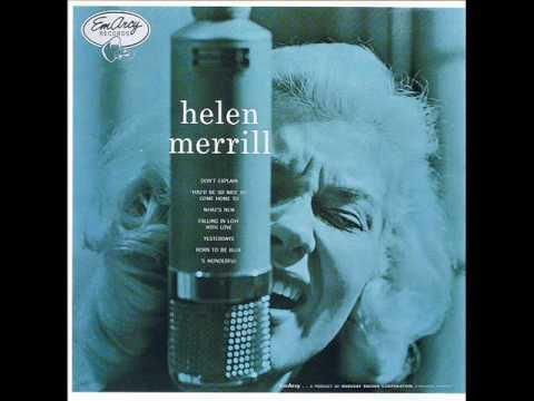 Tekst piosenki Helen Merrill - 'S Wonderful po polsku