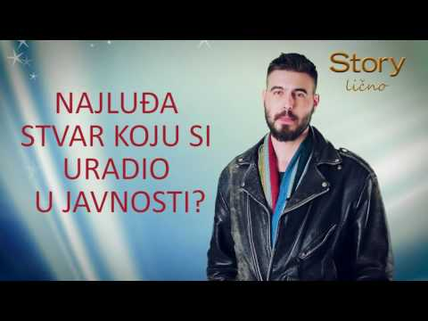 Nikola Nemešović Nemeš: Plačem kada me niko ne vidi
