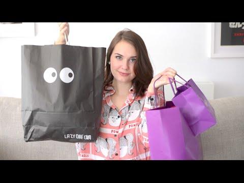 Huge British Clothing Haul! 2015 видео