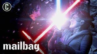 Video Star Wars: Should Luke Have More Power than Rey and Kylo? - Collider Mailbag MP3, 3GP, MP4, WEBM, AVI, FLV Oktober 2017