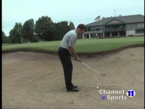 Lessons on the Links: Bunker Play