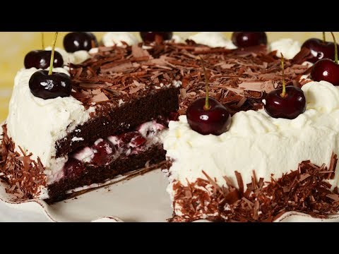 Black Forest Cake Recipe Demonstration – Joyofbaking.com