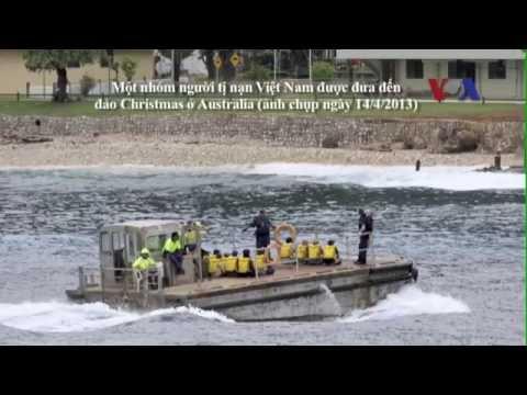 Người tị nạn Việt Nam rời trại, sống tạm trong cộng đồng ở Úc
