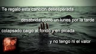 Apnea - Ricardo Arjona - Álbum Viaje (Letra/Lyrics)