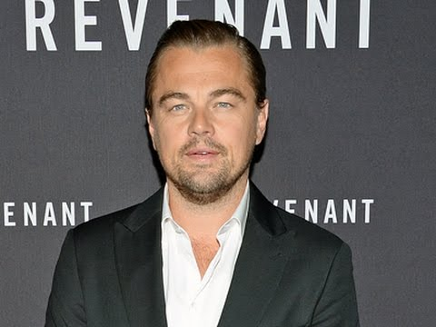 DiCaprio: The Climate Change Debate Is Over